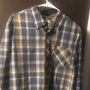 Magellan OUTDOORS Mens Shirt Size M Medium